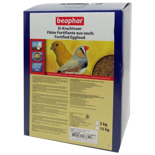 Beaphar Fortified Egg Food Dry 5kg