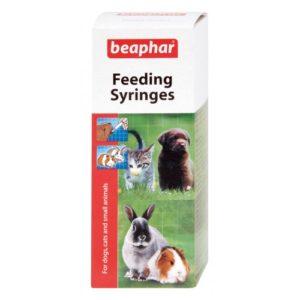 Beaphar Lactol Feeding Syringes