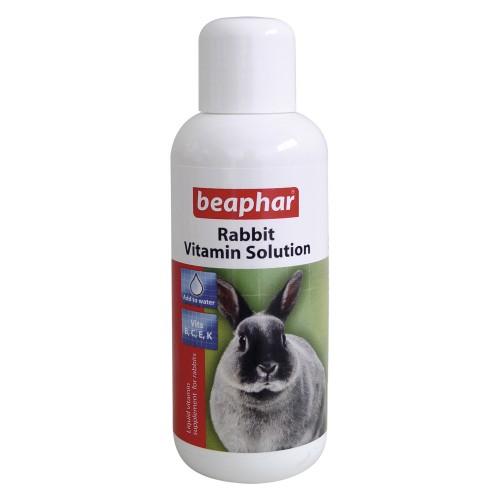 Beaphar Rabbit Vitamin Solution 100ml