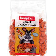 Beaphar Small Animal Carrot Crunch Treats 150g