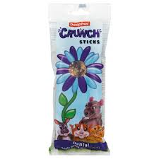 Beaphar Small Animal Crunch Sticks Dental 2pk