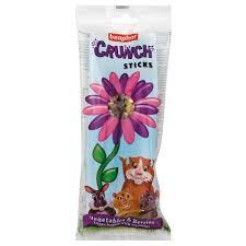 Beaphar Small Animal Crunch Sticks Vegetables & Berries 2pk