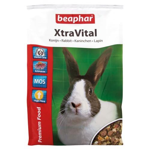 Beaphar Xtravital Rabbit Food 2.5kg