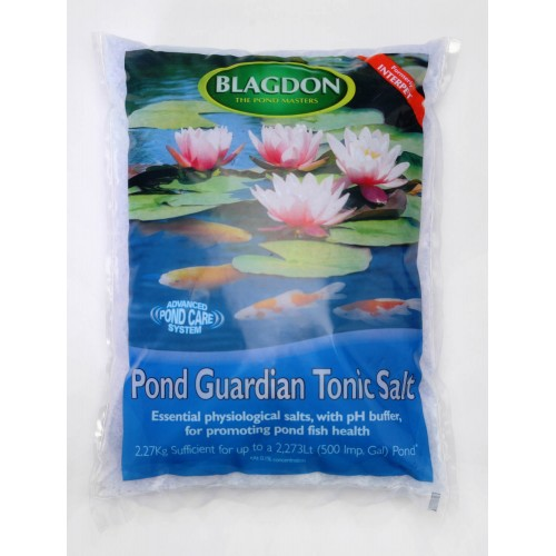 Blagdon Pond Guardian Tonic Salt 2.27kg