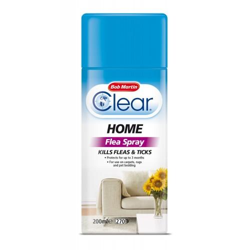 Bob Martin Home Flea Spray 200ml