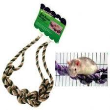 Boredom Breaker Rat Rope Bridge