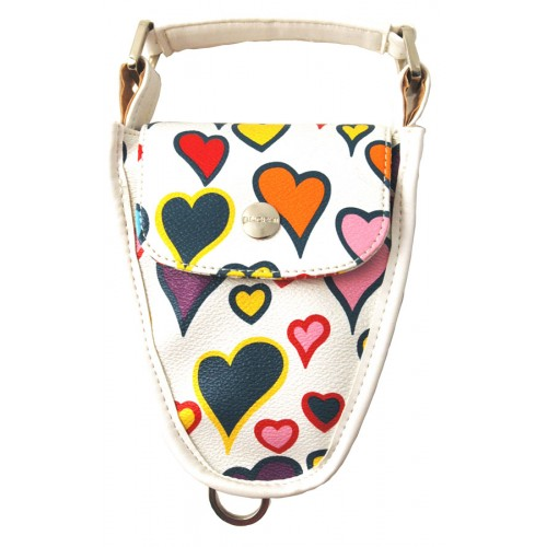 Bucchi Deluxe Hold-all Love White