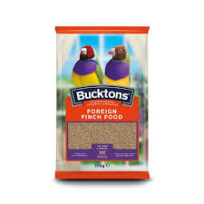 Bucktons Foreign Finch 20kg