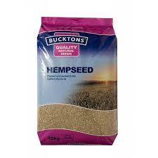 Bucktons Hempseed 15kg