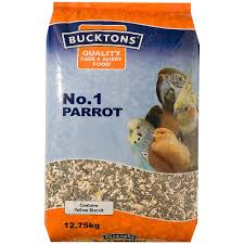 Bucktons Parrot Seed No 1 12.75kg