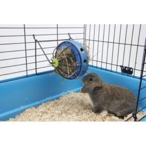 Bunny Toy Feeding Ball 20x20x20cm (including Stand)