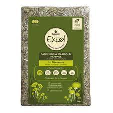 Burgess Excel Fresh Herbage 1kg
