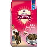 Burgess Supacat Kitten Rich In Chicken 1.5kg
