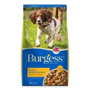 Burgess Supadog Adult Chicken 15kg