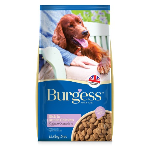 Burgess Supadog Light Dog Food