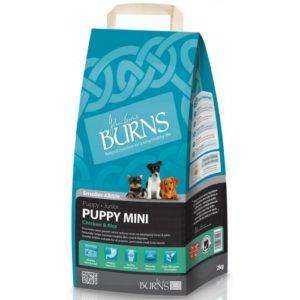 Burns Mini Puppy Chicken & Rice 6kg