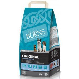 Burns Original Adult Lamb & Rice 15kg