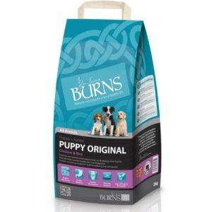 Burns Original Puppy Chicken & Rice 12kg