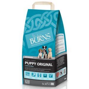 Burns Original Puppy Lamb & Rice 2kg