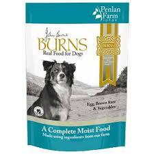 Burns Penlan Farm Pouch Complete Egg Rice & Veg 6 Pack 400g