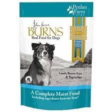 Burns Penlan Farm Pouch Complete Lamb Rice & Veg 6 Pack 400g
