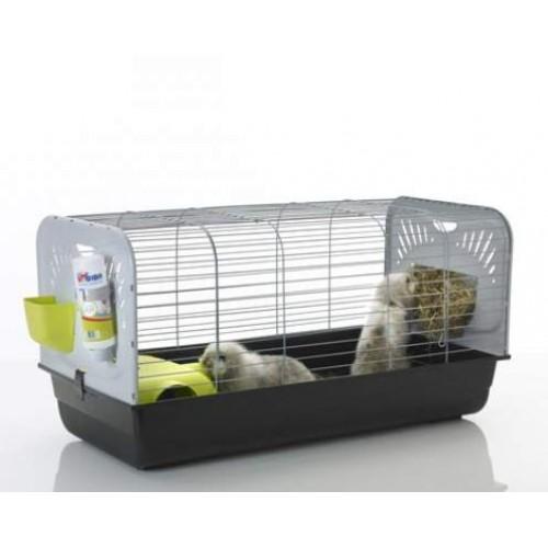 Caesar 3 Deluxe Rabbit Cage 100x50x51cm
