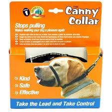 Canny Collar Black Size 3