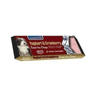 Canovel Dog Treat Bar Yoghurt & Cranberry 50g x20