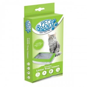 Cat Litter Liners Large 8pack