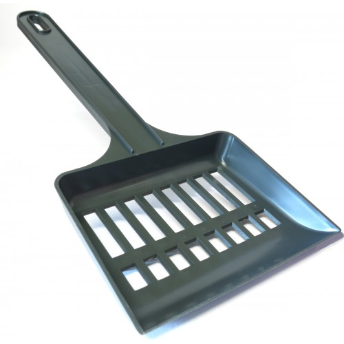 Cat Litter Scoop Extra Strong Assorted Colours 28x12x2cm