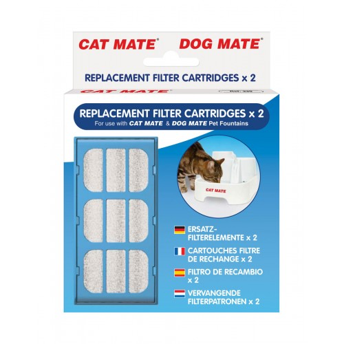 Cat Water Drinking Fountain Replacement Cartridge
