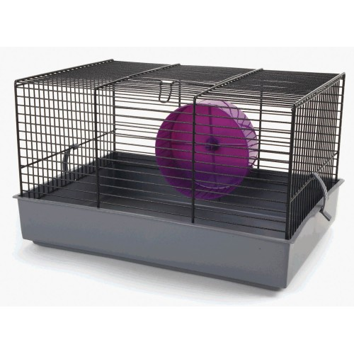 Chalet Hamster Cage 37x27x21cm