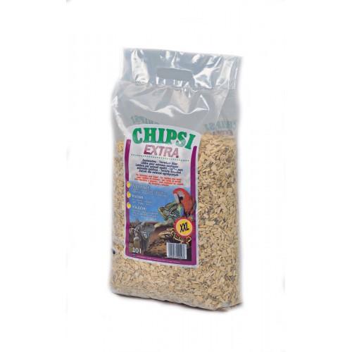 Chipsi Extra Beech Wood Xxl 10ltr / 3.2kg