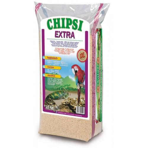 Chipsi Extra Beech Wood Xxl 15kg