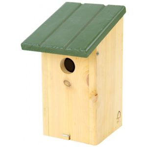 Cj Bowland Nest Box 32mm Hole (fsc)
