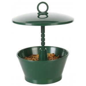 Cj Mini / Mealworm Feeder Green