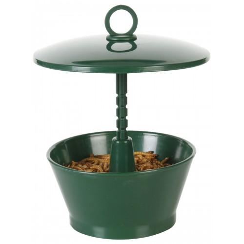 Cj Mini / Mealworm Feeder Green