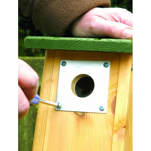 Cj Nest Box Plates 28mm