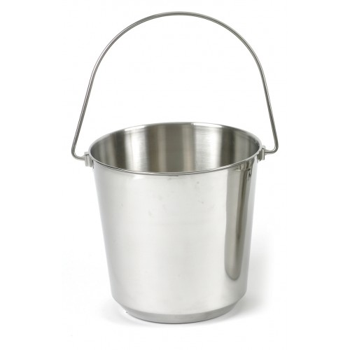 Classic Stainless Steel Pail 8400ml