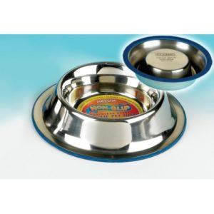 Classic Super Prem S/steel Non Slip Non Tip Dish 500ml(205mm Dia)