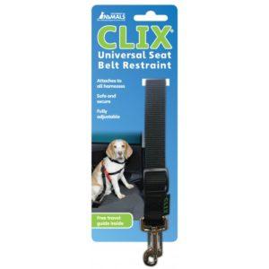 Clix Seat Belt Adapter