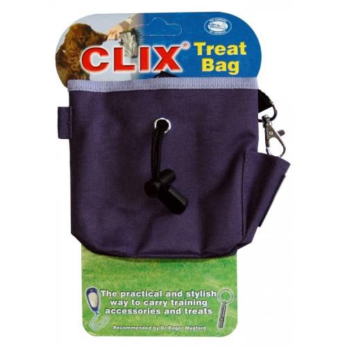 Clix Treat Bag Purple