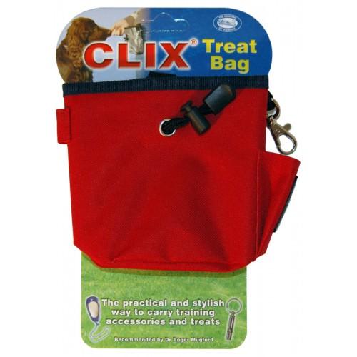 Clix Treat Bag Red