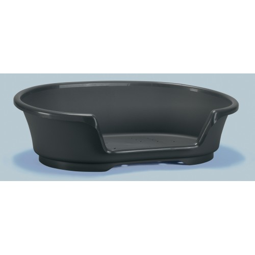 Cosy-air Plastic Bed Black 55cm