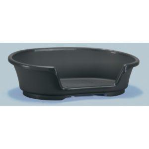 Cosy-air Plastic Bed Black 78cm