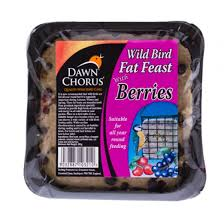 Dawn Chorus Fat Feast Berry x12