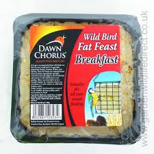Dawn Chorus Fat Feast Breakfast x12