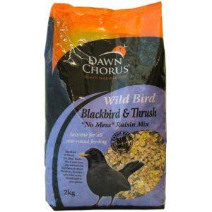 Dawn Chorus Premium Wild Bird Ground & Table Mix 2kg