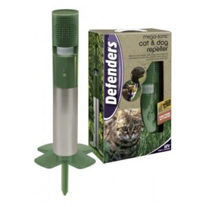 Defenders Mega-sonic Cat & Dog Repeller