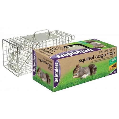 Defenders Squirrel Cage Trap